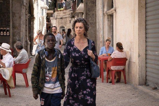"Netflix e Sophia Loren insieme per il film ""La vita davanti a sé"""