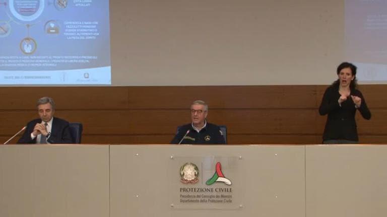 Covid-19: rallenta il numero dei nuovi contagi e dei decessi in Italia