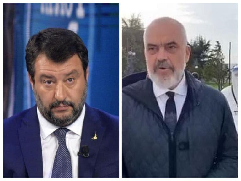 Edi Rama dialoga con Stefano Boeri: alle 17.00 la diretta st
