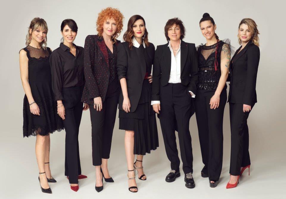 Fiorella Mannoia inaugura una serie di 7 concerti in tv
