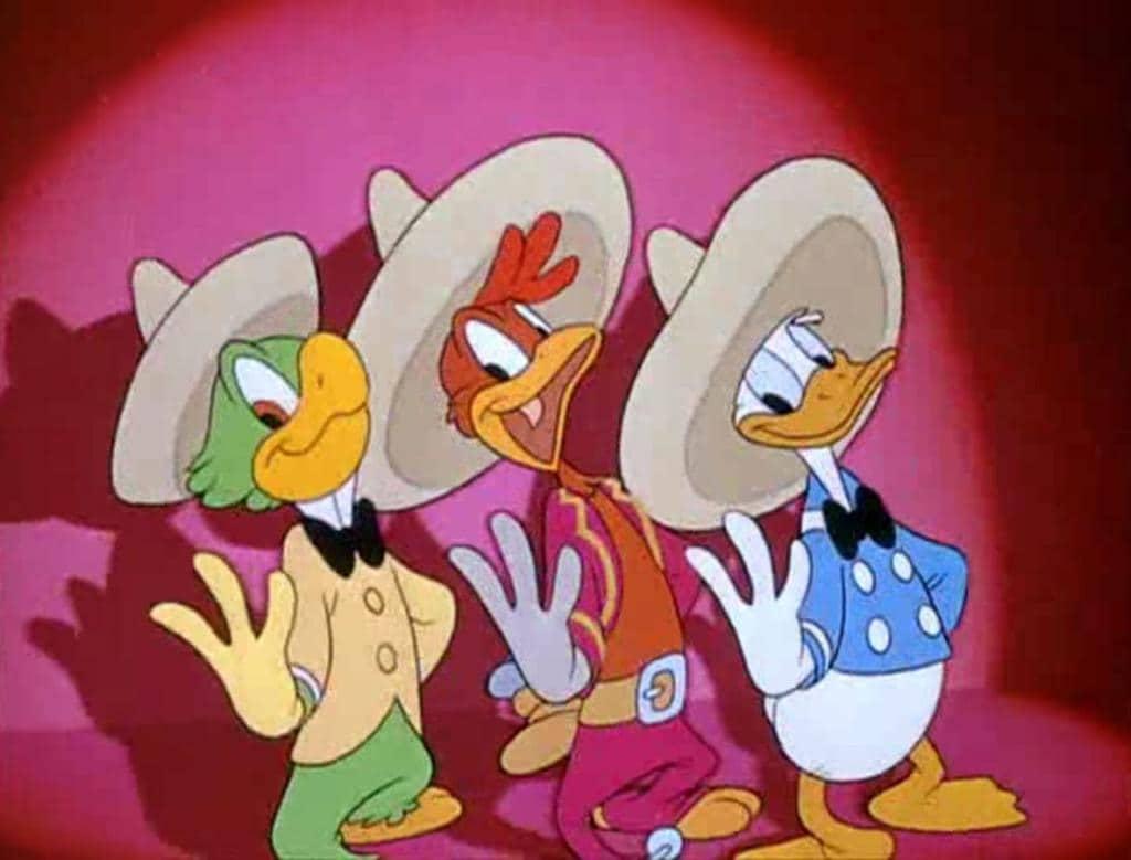 i tre caballeros disney+