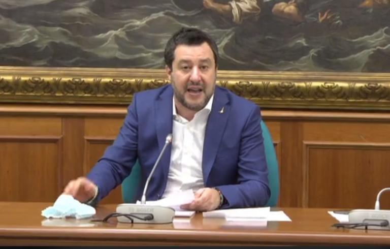 Per Salvini la polemica sull'Ungheria è surreale visto che i
