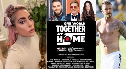 One World: Together at Home, il 18 aprile il nuovo Live AID
