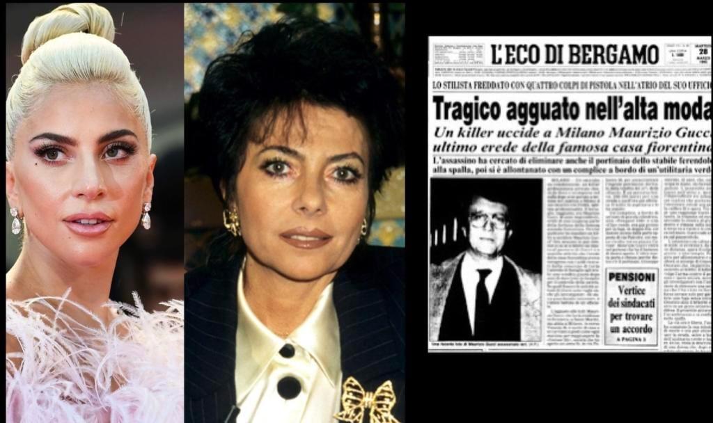 Lady gaga delitto Gucci