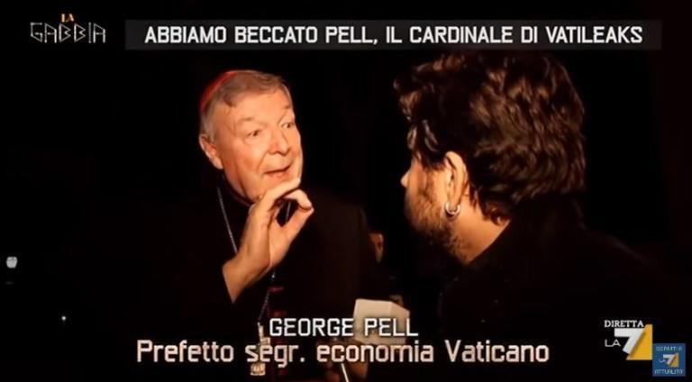 Il cardinale George Pell è stato prosciolto dall'accusa di p