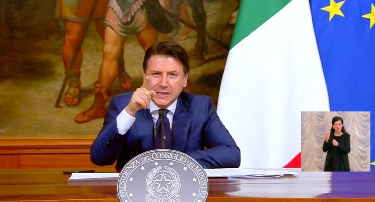 L'attacco frontale di Conte a Salvini e Meloni sulle «falsit