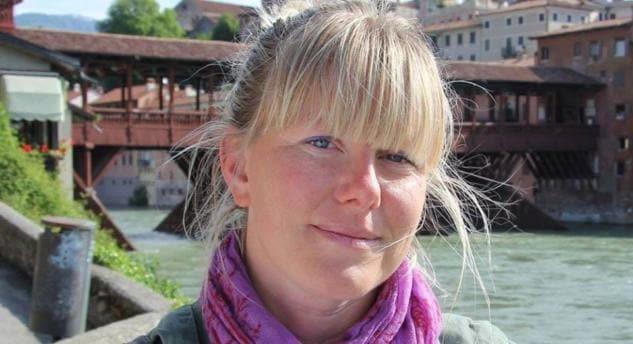 Sara Cunial era in giro per Roma a difendere i diritti dei cittadini