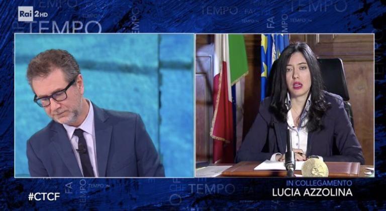 La ministra Azzolina non esclude la didattica a distanza nel