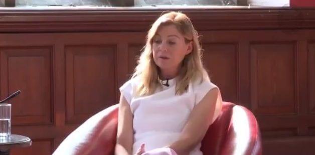Ellen Pompeo non vuole «incolpare le vittime» di Weinstein ma «un ...