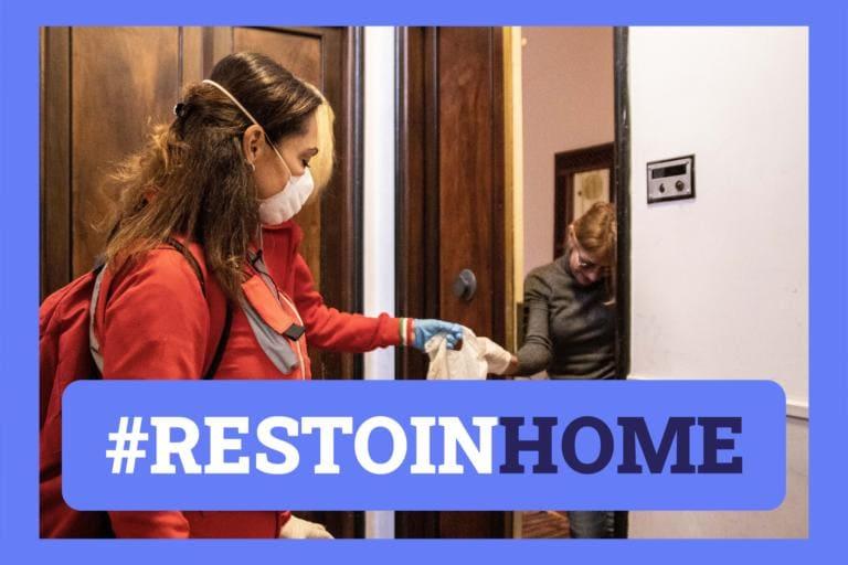 #RestoInHome, anche Giornalettismo partecipa all'iniziativa per aiutare la Croce Rossa