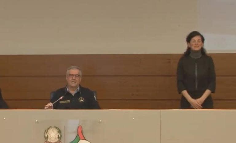 Borrelli non abbassa la guardia: «Il sud è ancora a rischio»