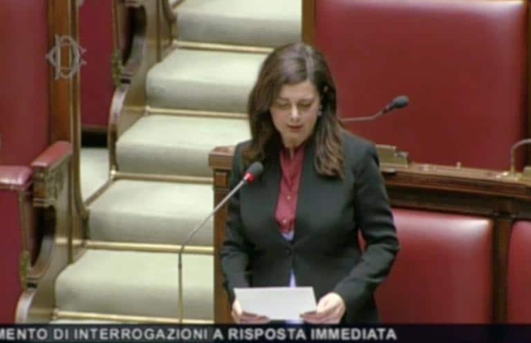Boldrini: «Come fanno le donne ad accedere ai centri antivio