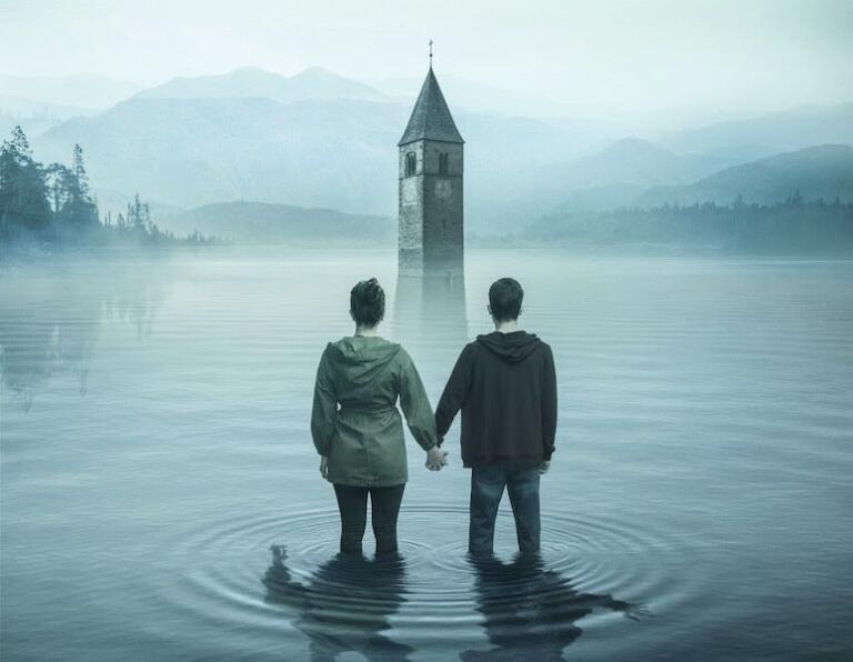 Curon, il trailer della nuova serie italiana su Netflix