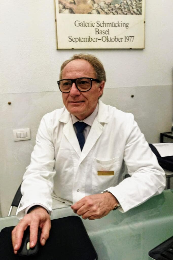 Dottor Salvatore Cristiani