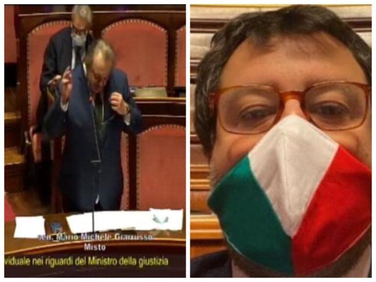 Come l'ex M5S Giarrusso potrà dare a Salvini la maggioranza