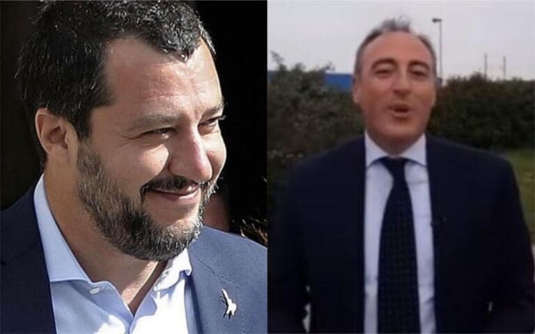 Salvini dice che Gallera ha commesso quell'errore per un «co