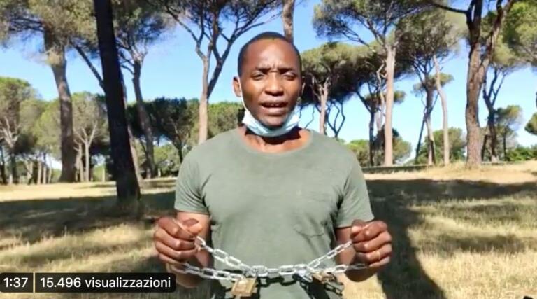 Aboubakar Soumahoro lancia la Lega dei Braccianti
