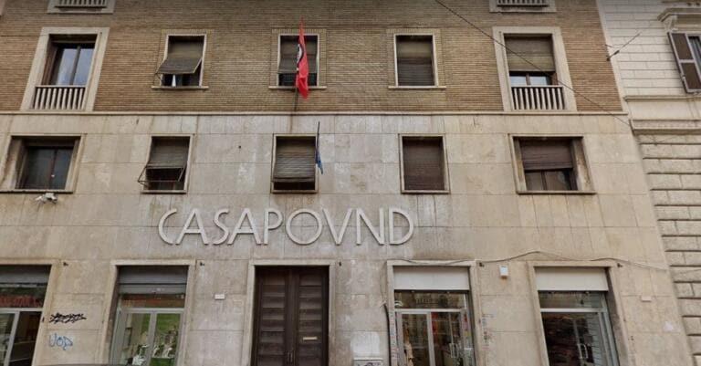 Il Consiglio di Stato boccia il ricorso di Casapound contro