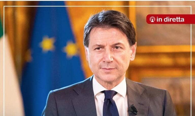 Giuseppe Conte, la conferenza stampa del 3 giugno | LIVE