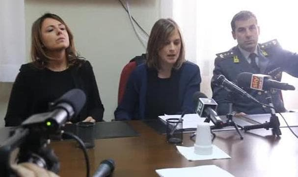 Il sostituto procuratore Laura Siani trovata senza vita in c