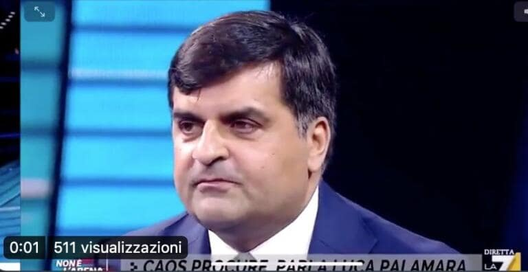 Palamara dice che non aveva intenzione di offendere Salvini