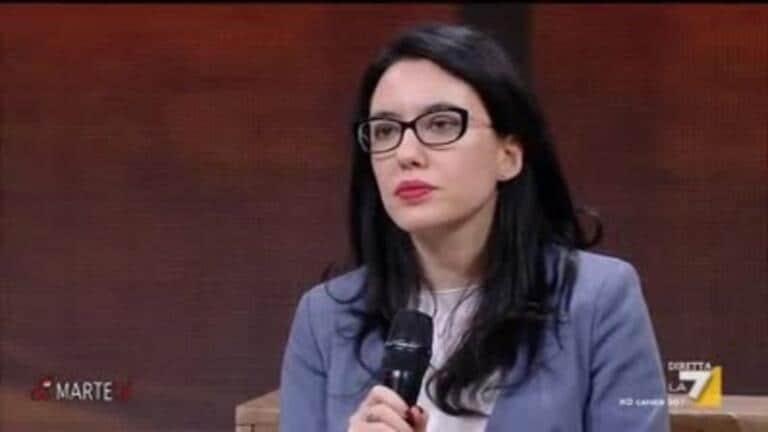 Lucia Azzolina e lo stop alla didattica a distanza a partire
