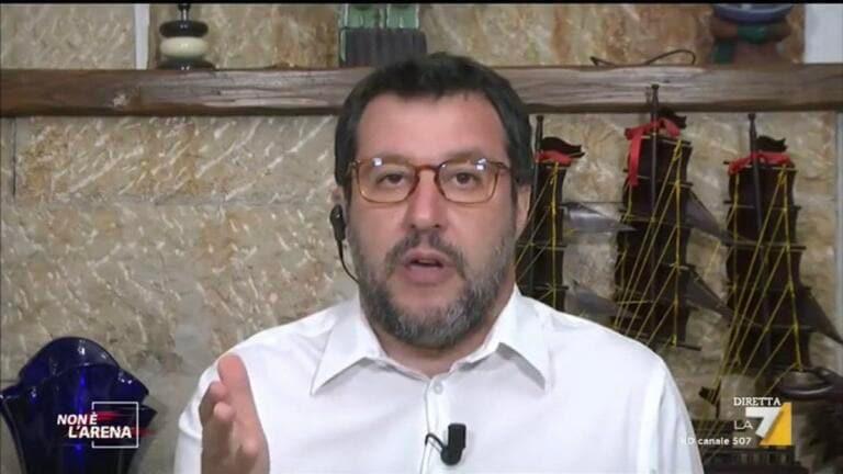 Salvini dice che in Calabria non c'è bisogno di vitalizi, ma