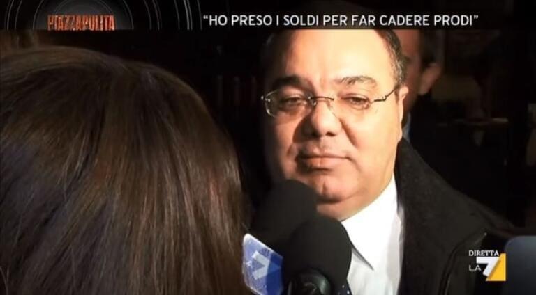 Arrestato l'ex senatore Sergio De Gregorio