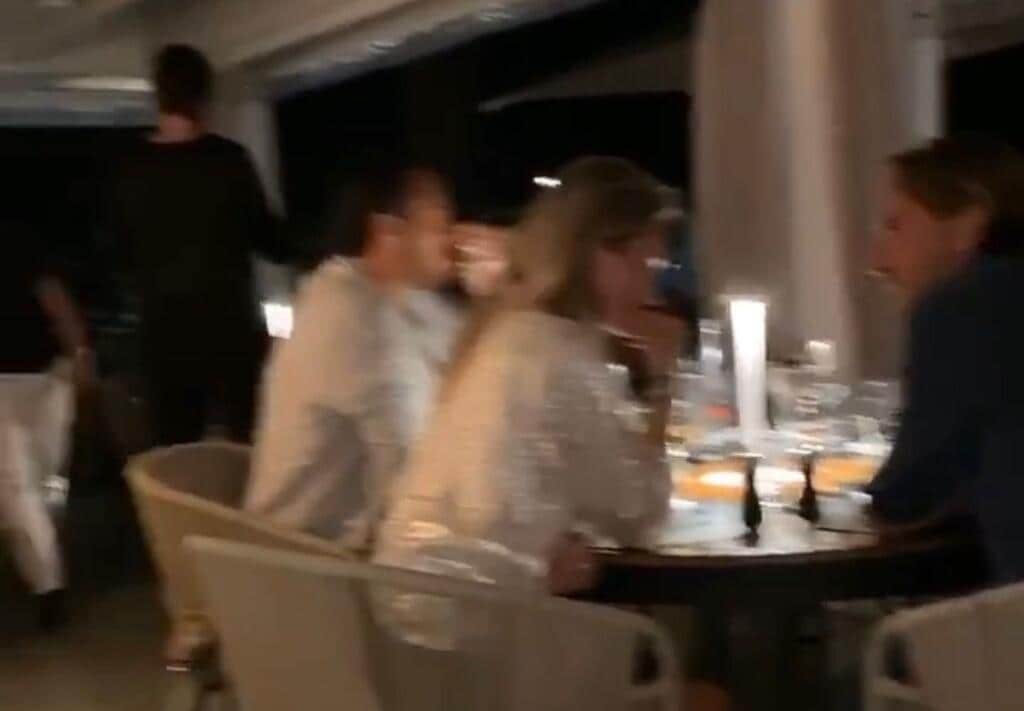 Totti a Ibiza