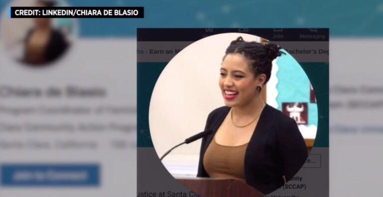 La figlia del sindaco di New York è stata arrestata nel cors
