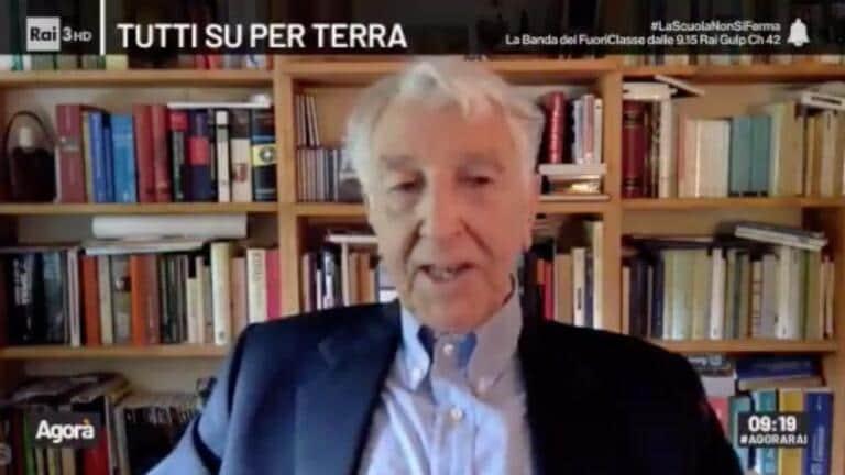 Corrado Augias dice che i gilet arancioni sono folclore pleb