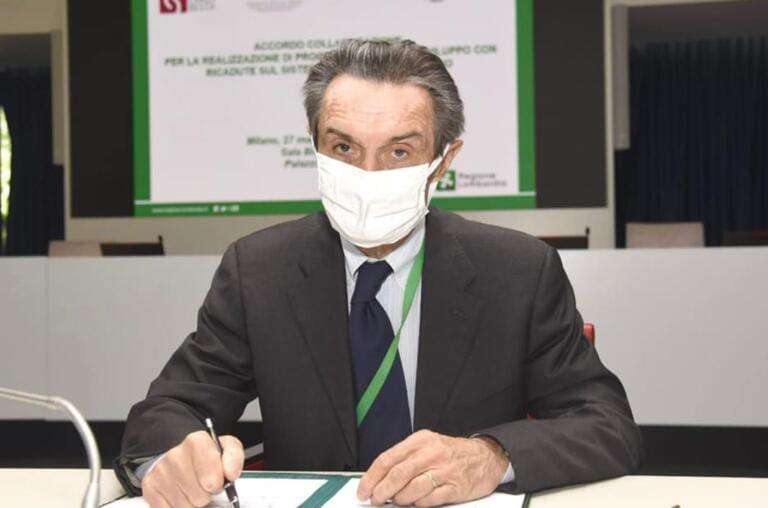 Report scopre la storia dei camici forniti in Lombardia dall