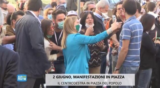 Giorgia Meloni mette le mani avanti sulle «multe che arriver