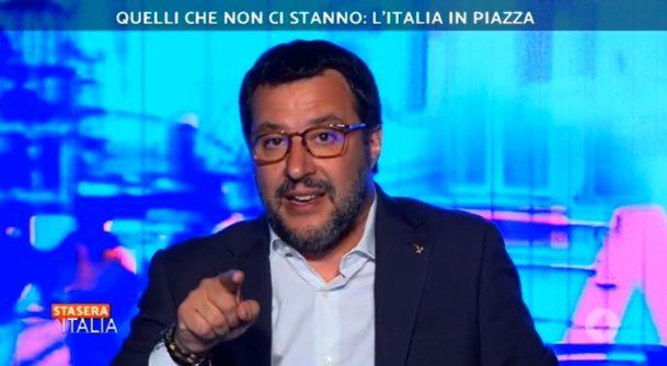 Per Salvini «non c'è futuro se non si investe su scuola e gi