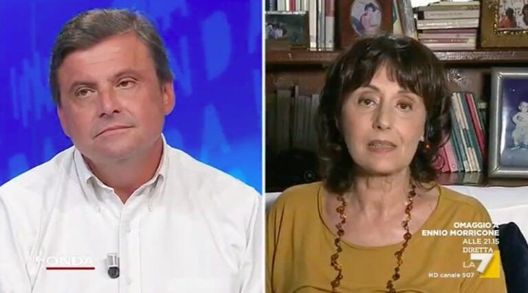 Carlo Calenda: «il fascismo non è il problema dell'Italia»