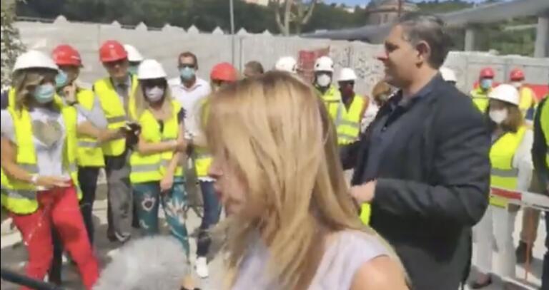 Giorgia Meloni dice no alla nazionalizzazione delle autostrade |  ma nel 2018 diceva il contrario | VIDEO