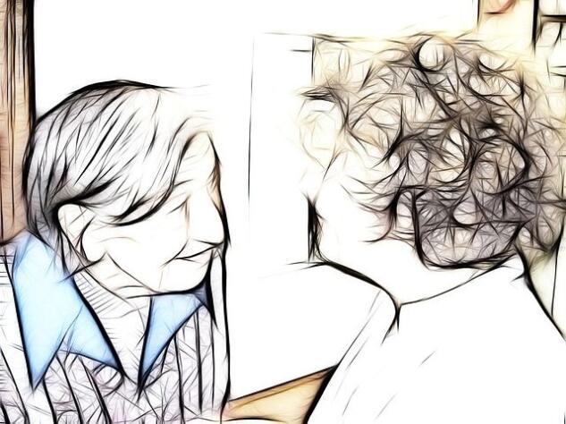 La storia della 90enne contagiata dalla badante da cui era a