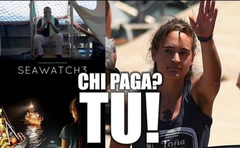 Salvini dice che la Rai spende migliaia di euro degli italia