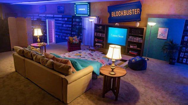 L'ultimo Blockbuster al mondo è appena diventato un Airbnb