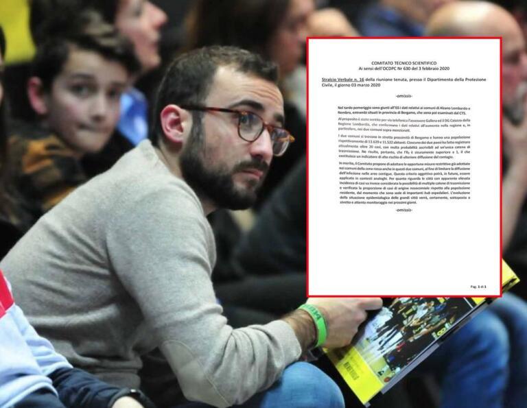 Niccolò Carretta (Azione) ha ottenuto il verbale del 3 marzo: «Ho esercitato le mie funzioni, ma quei documenti dovevano essere pubblici»