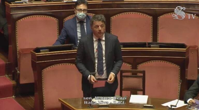 Renzi esclude il rimpasto di governo: «Gli italiani ci verrebbero a prendere a casa»