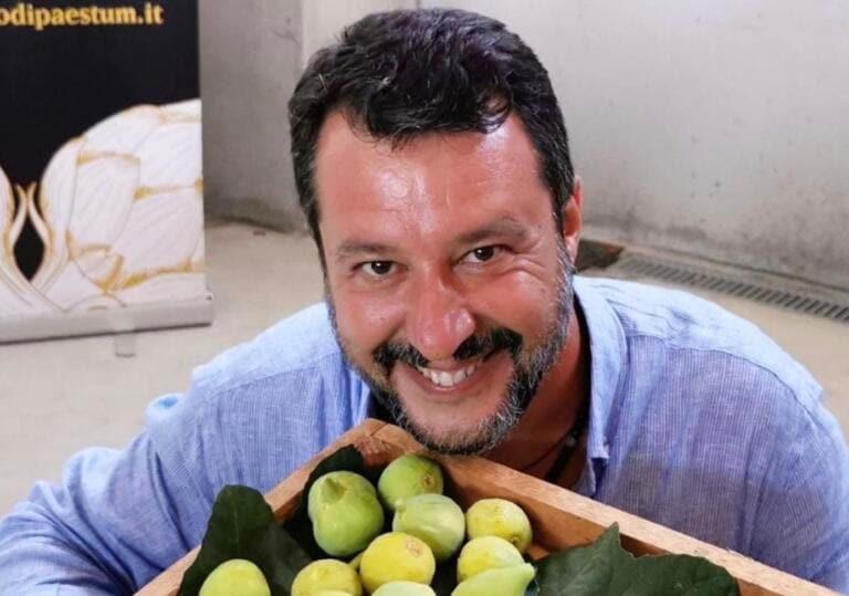 """Salvini annuncia ostruzionismo """"folle parlare di porti"""""""