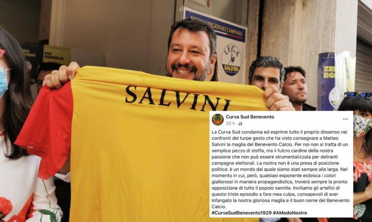 La consegna del Tapiro a Flavio Briatore: