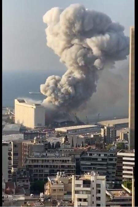 """Trump sicuro: """"A Beirut e' stato un attentato"""""""