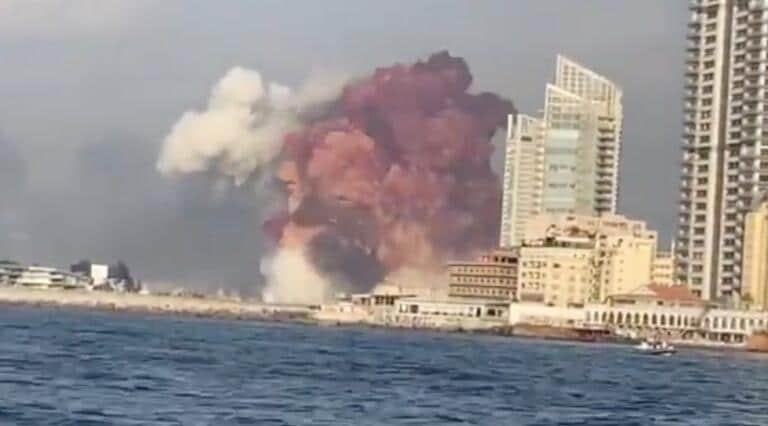 Esplosione a Beirut, Guerini chiama i militari italiani