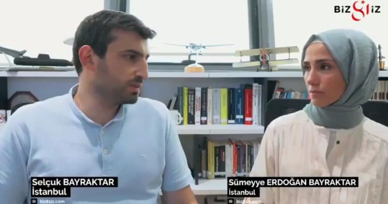 Sumeyye Erdogan, figlia del leader turco, si schiera contro il padre per difendere la Convenzione di Istanbul