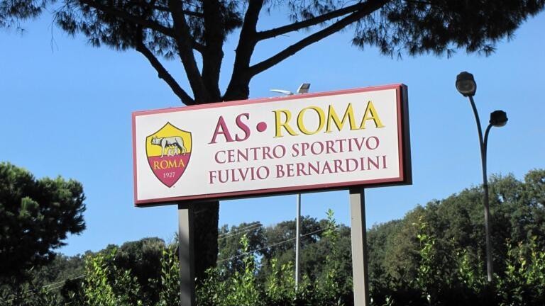 Roma Primavera, tamponi per tutti dopo i contagi nel Genoa