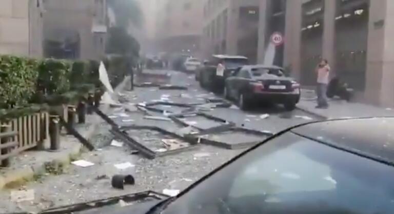 Che ci faceva il nitrato di ammonio nel porto di Beirut