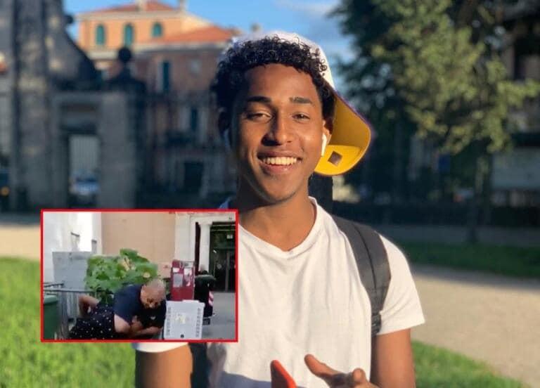 L'avvocato del ragazzo di Vicenza bloccato al collo da un poliziotto:«Quella non è resistenza a pubblico ufficiale»