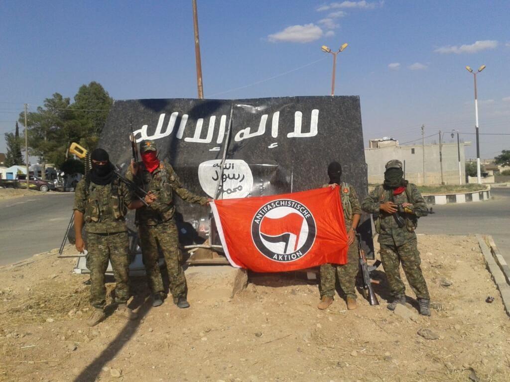Antifa Isis